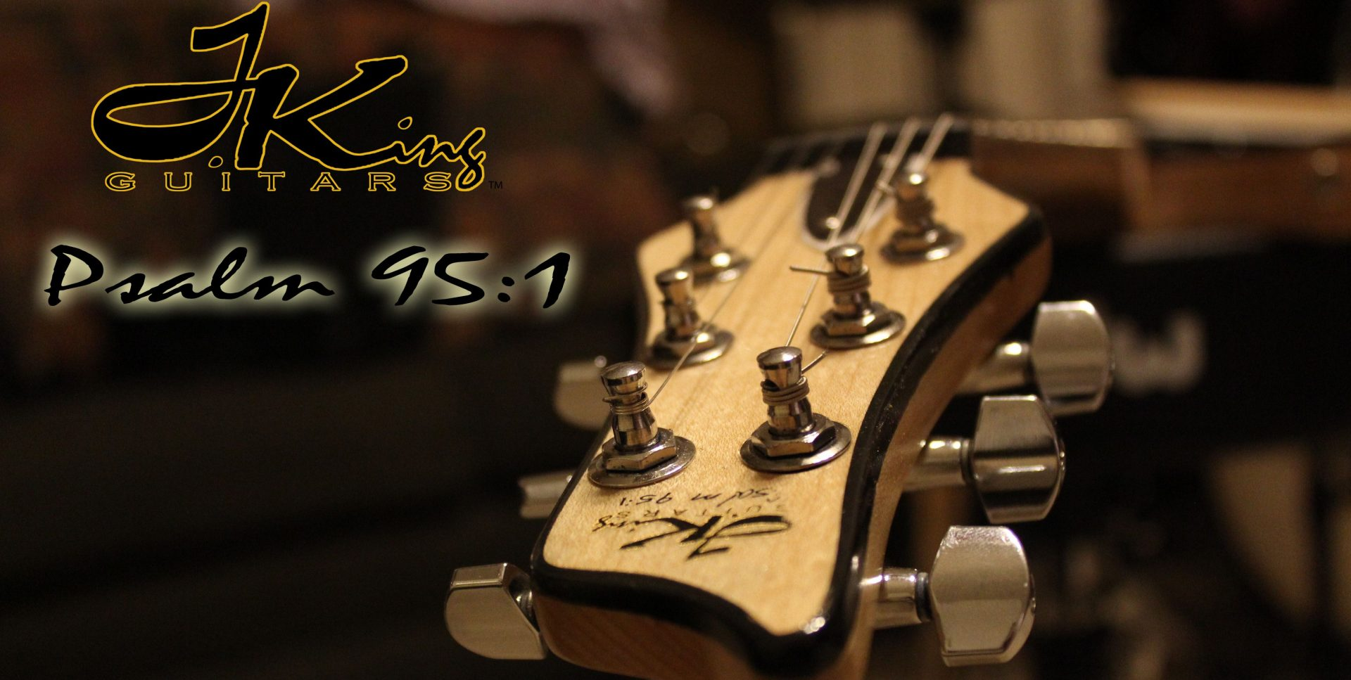 Lovingly Hand Made Electric Guitars